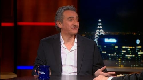 The Colbert Report: Season 9 – Episode Simon Garfield