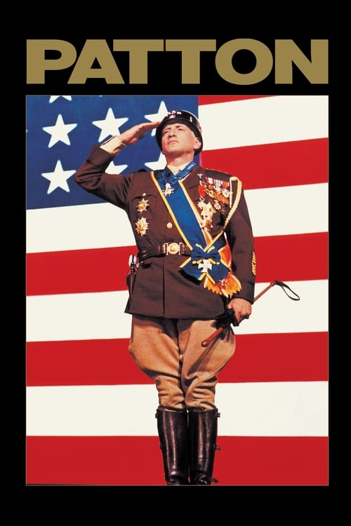 Largescale poster for Patton