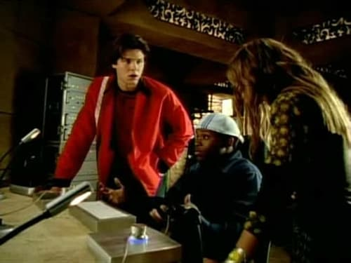 Power Rangers: Dino Thunder – Épisode Legacy of Power