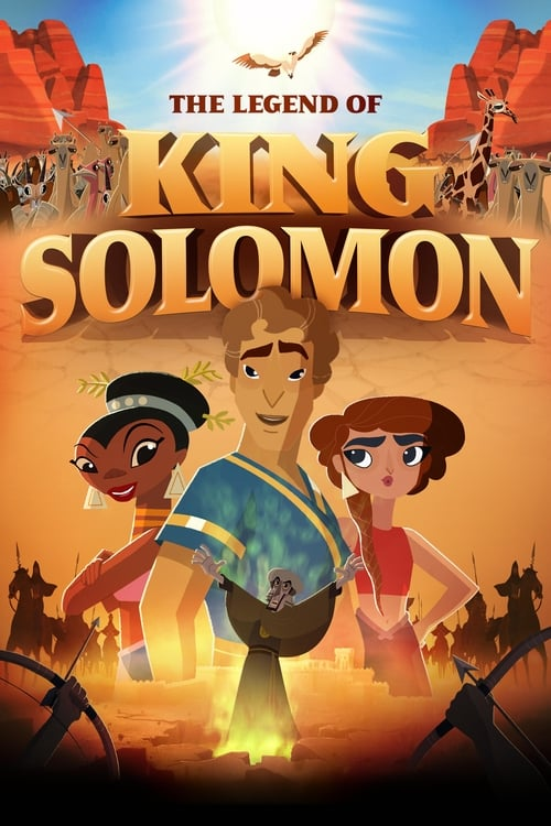 Image The Legend of King Solomon