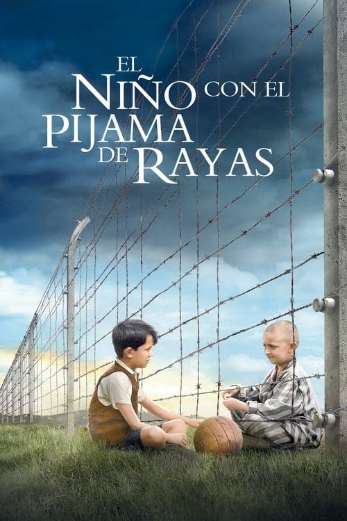 Ver El niño con el pijama de rayas (2008) Online