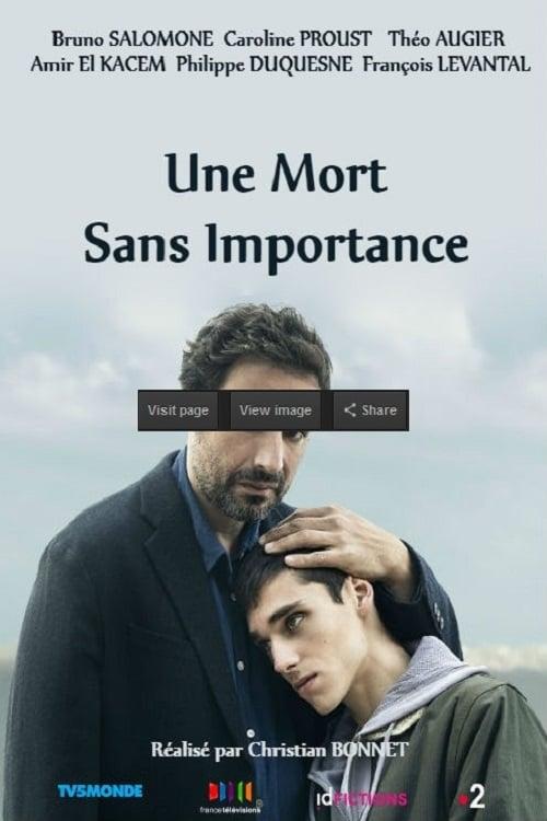 Película Una muerte sin importancia En Español