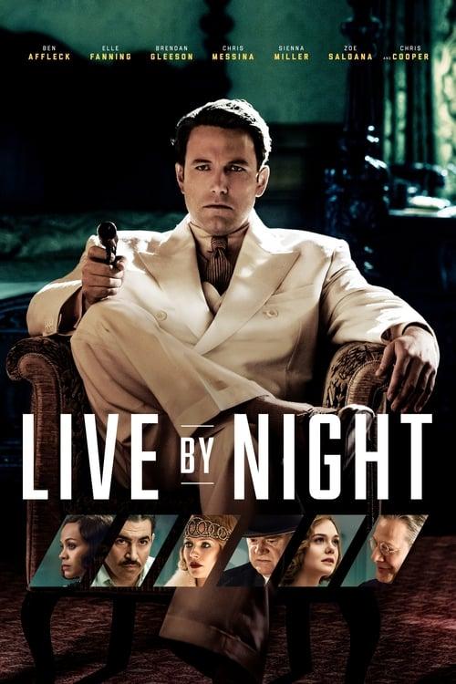 Poster von Live by Night