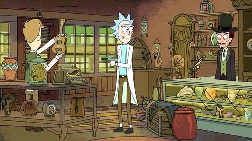 Rick y Morty - 1x09