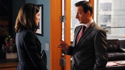 The Good Wife - Season 2 - Episode 1: Taking Control