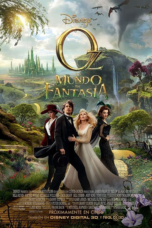 Oz the Great and Powerful pelicula completa