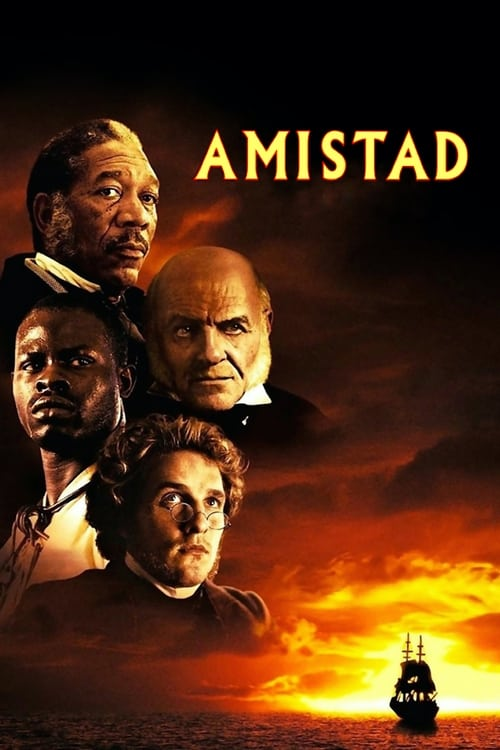 Watch Amistad (1997) Full Movie