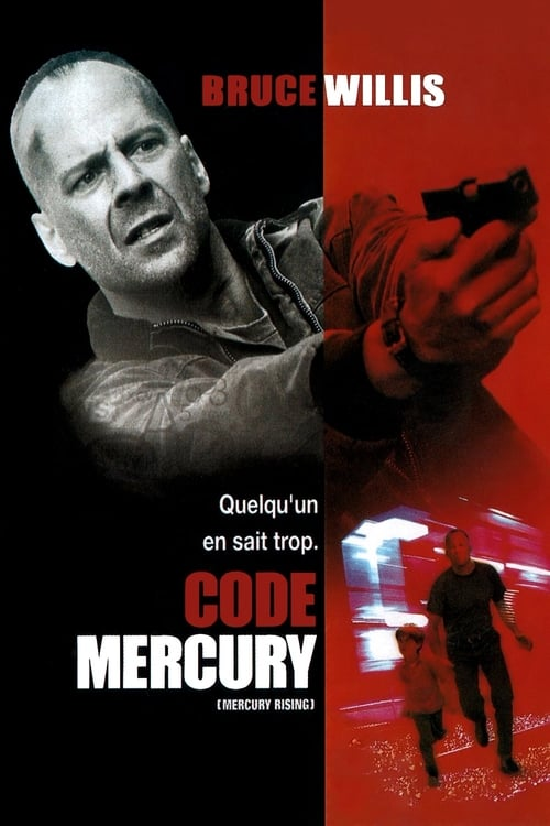 [FR] Code Mercury (1998) streaming Youtube HD