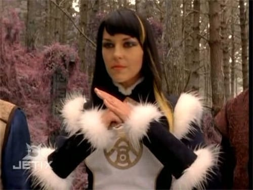 Power Rangers: Jungle Fury – Episod Ghost of a Chance (2)