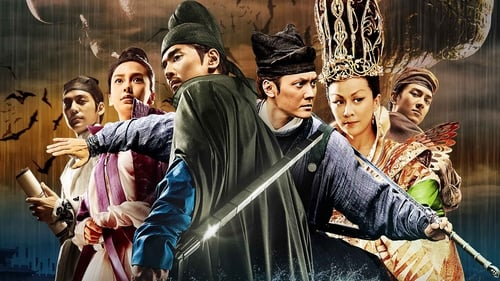 Young Detective Dee: Rise of the Sea Dragon (2013) Subtitle Indonesia