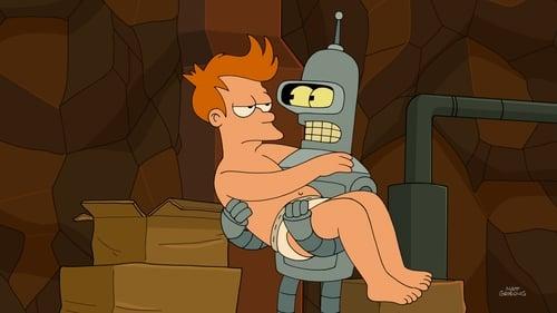 Futurama - Season 7 - Episode 18: The Inhuman Torch