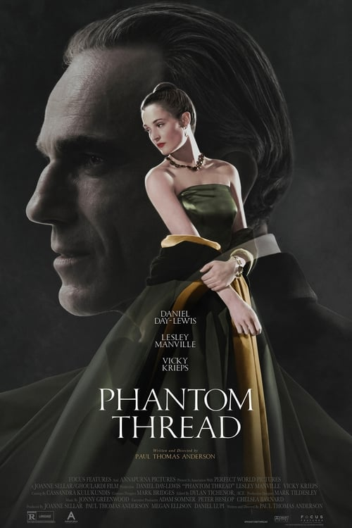 Phantom Thread English Full Movier
