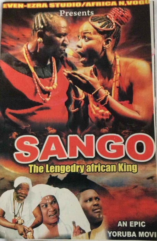 Sàngó: The Legendary African King (1998)