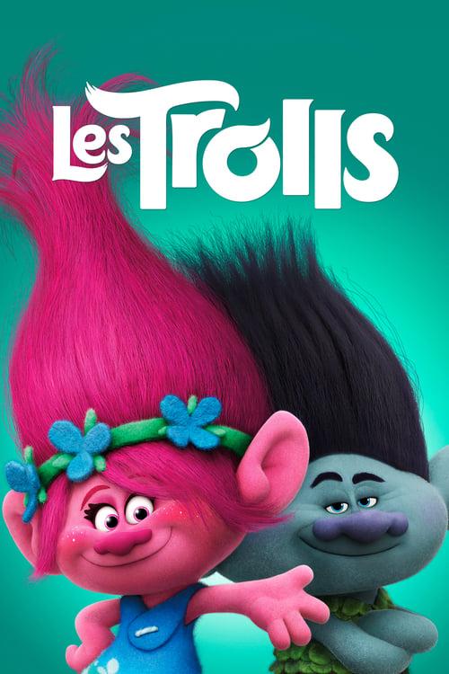 ➤ Les Trolls (2016) Streaming HD FR