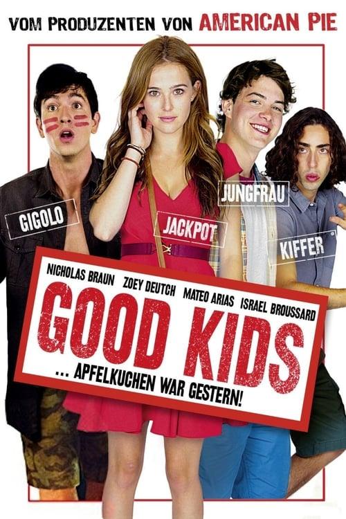 Good Kids - Apfelkuchen war gestern - Poster