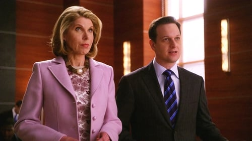 The Good Wife - Season 2 - Episode 20: Foreign Affairs