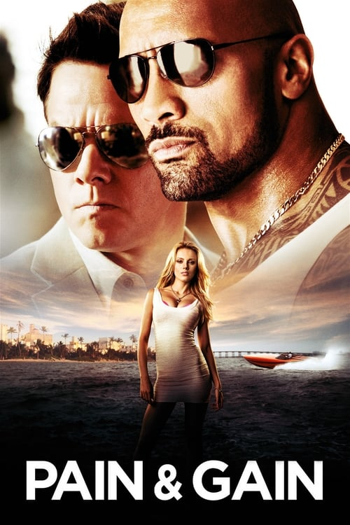 Pain and Gain - Poster