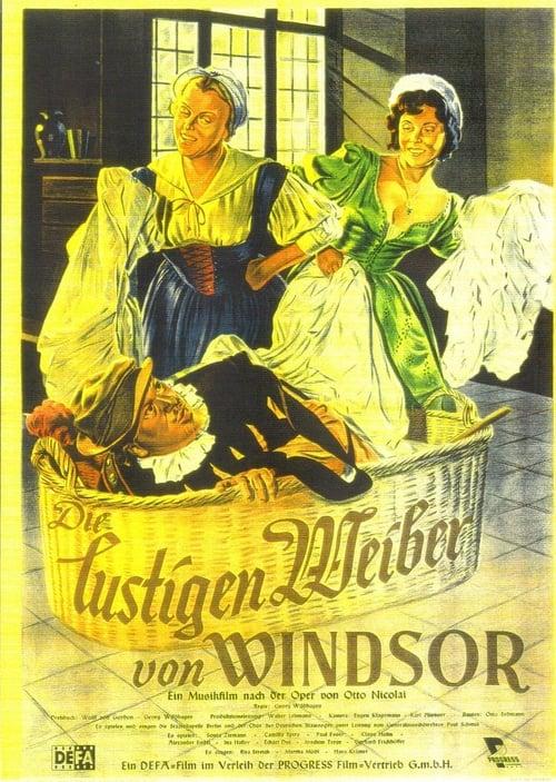 مشاهدة فيلم Die lustigen Weiber von Windsor مع ترجمة على الانترنت
