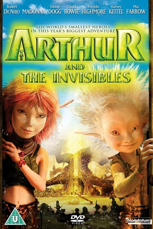 Download Arthur and the Invisibles (2006) Full Movie