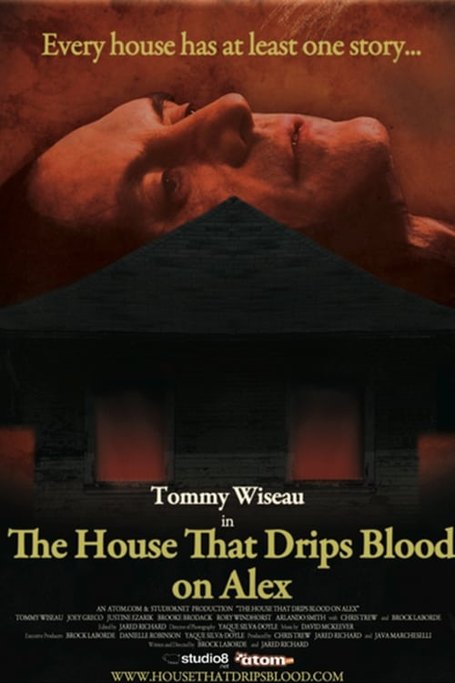 The House That Drips Blood on Alex (2010) Poster