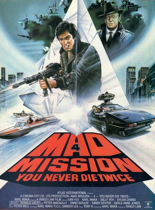 Mad Mission 4 - Man stirbt nicht zweimal