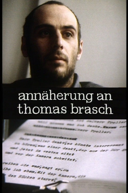 Approaching Thomas Brasch (1977)
