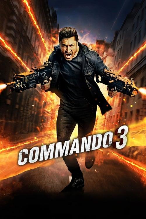 कमांडो 3 film en streaming