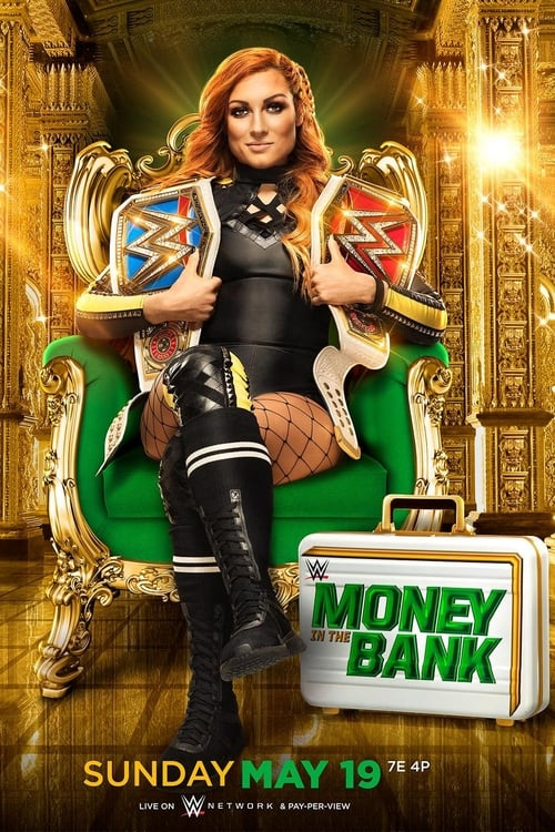 Assistir WWE Money In the Bank 2019 Completamente Grátis