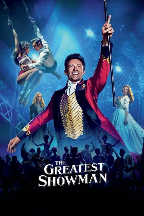Poster. The Greatest Showman (2017)