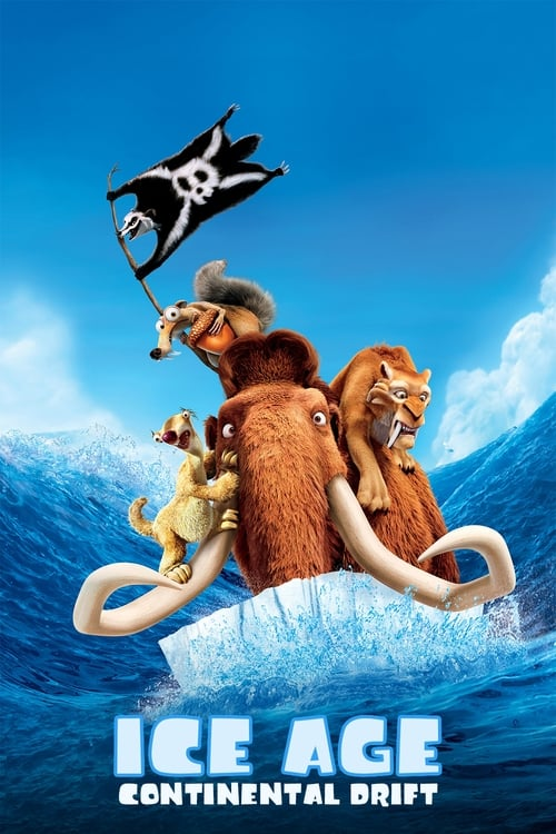 Download Ice Age: Continental Drift (2012) Full Movie