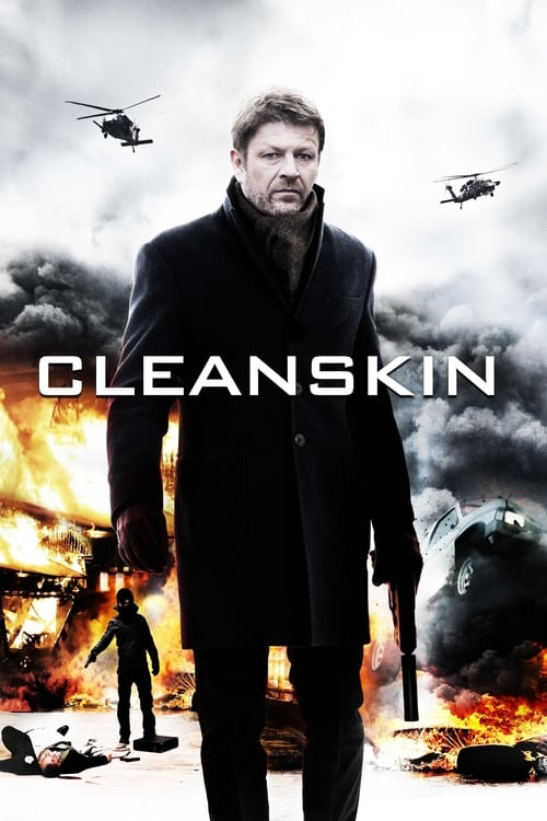 The poster of Cleanskin