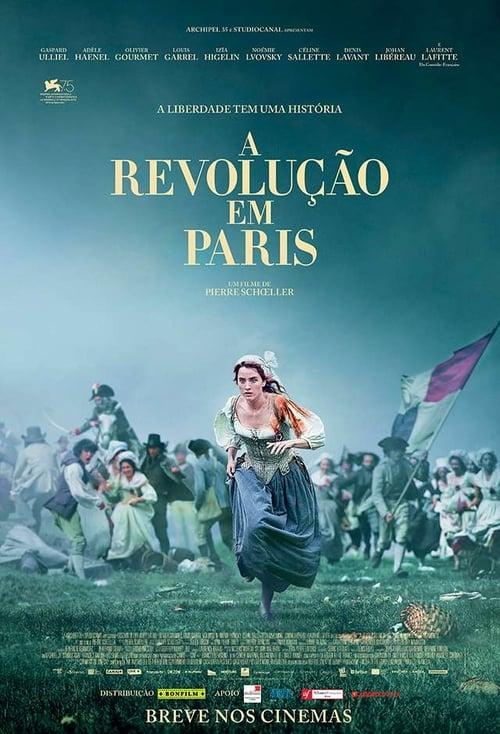 Assistir A Revolução em Paris - HD 720p Dublado Online Grátis HD