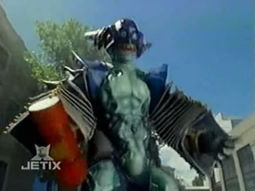 Power Rangers: Mystic Force – Episod Long Ago