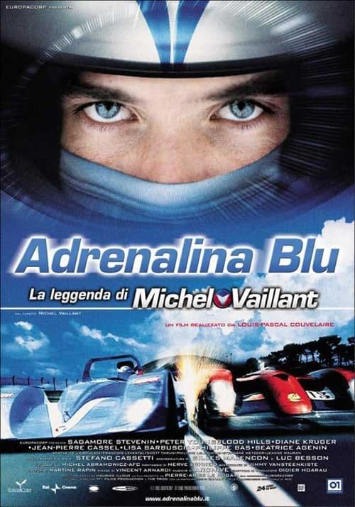 Adrenalina blu - La leggenda di Michel Vaillant (2003)