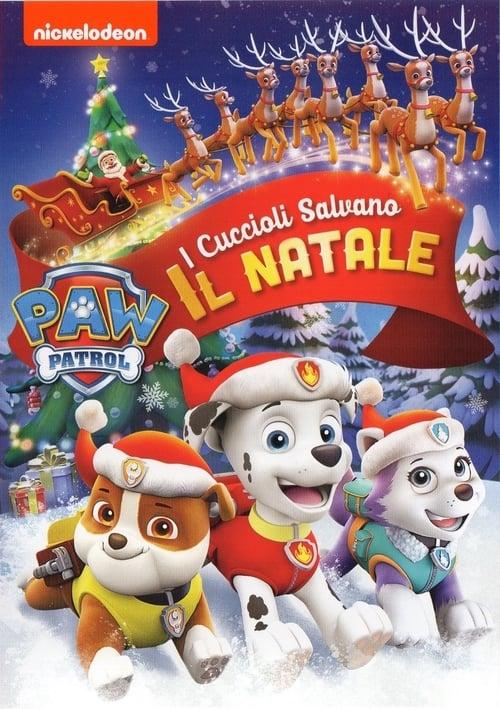 Paw Patrol: Pups Save Christmas (2016)