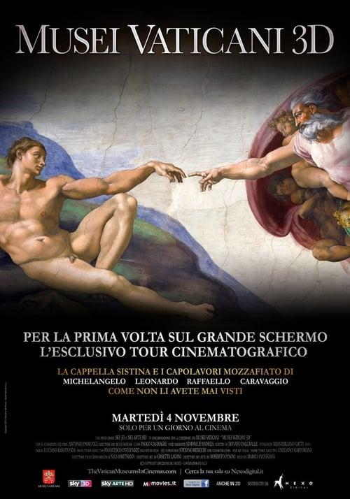 Mira La Película Musei Vaticani 3D Doblada Por Completo