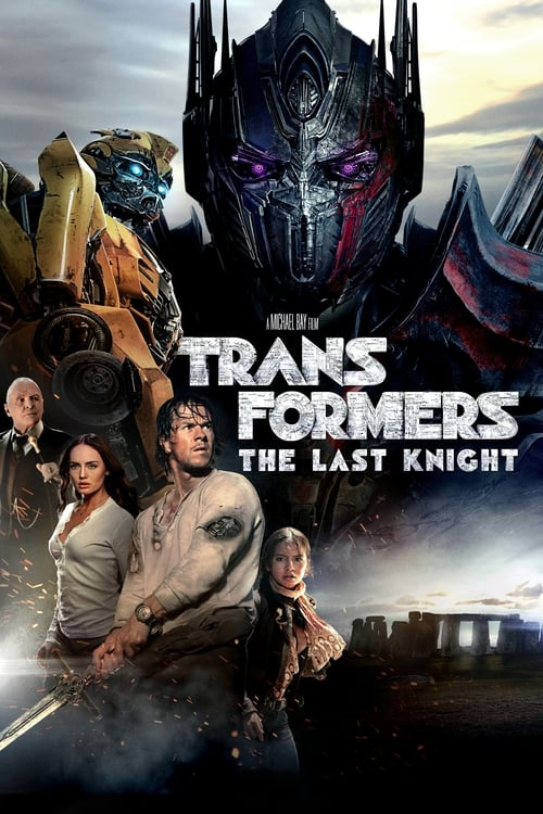 Transformers: The Last Knight - Poster