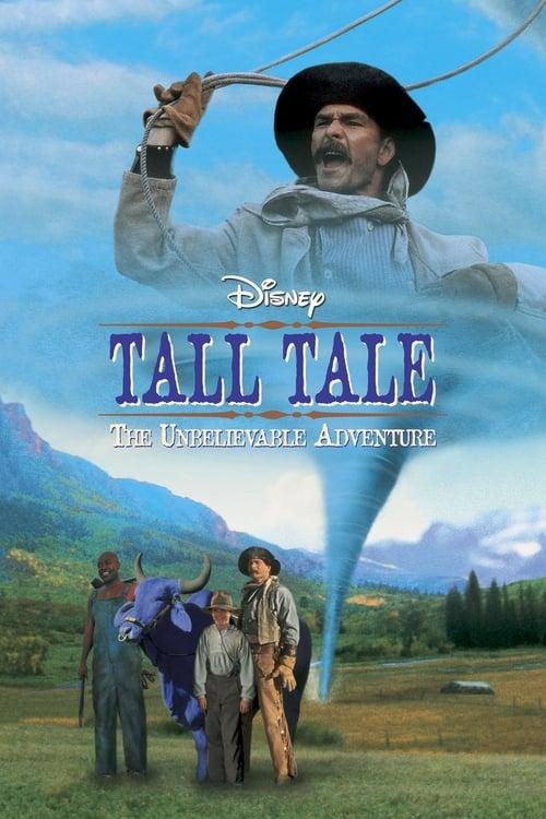 Tall Tale (1995) Poster