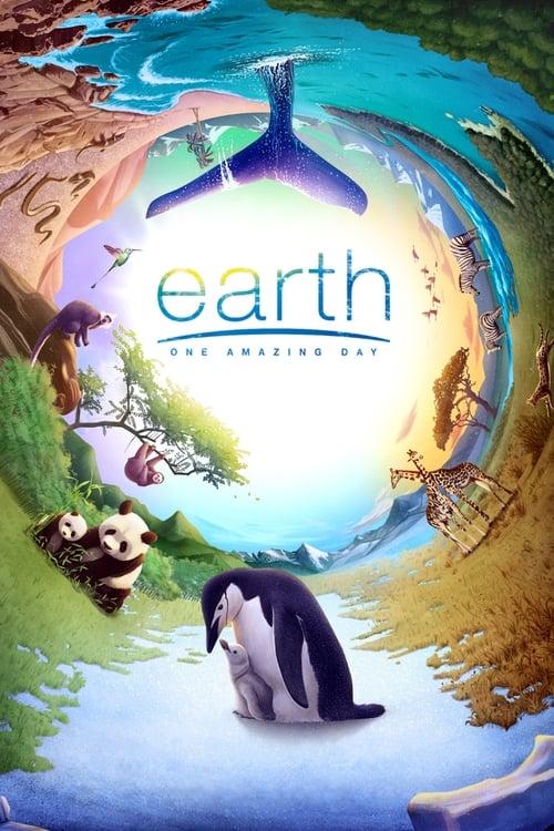 Nonton anime Earth: One Amazing Day (2017)