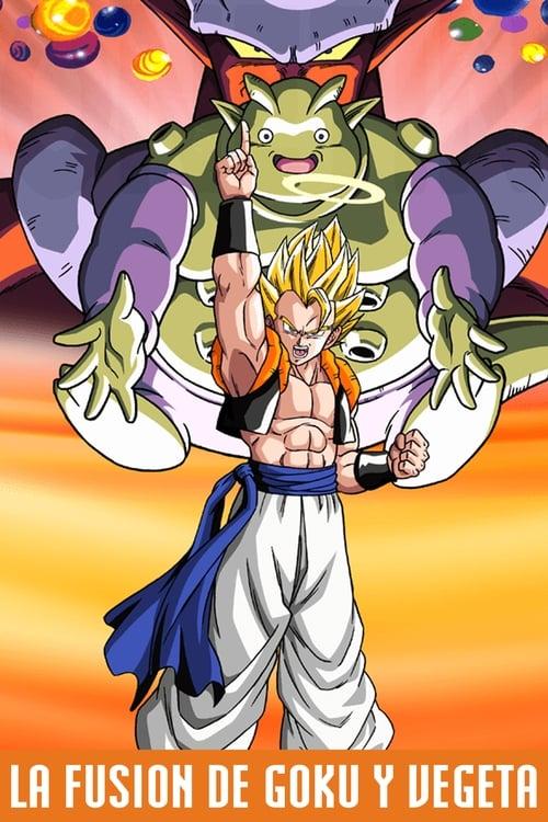 Watch Dragon Ball Z: ¡Fusión! Doblado En Español