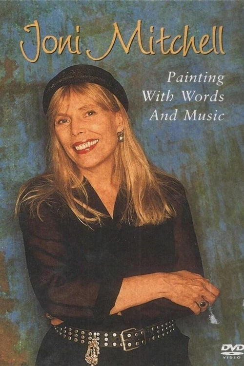 Joni Mitchell Painting With Words Ad Pictures