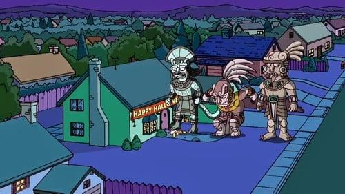 The Simpsons - Season 24 - Episode 2: Treehouse of Horror XXIII