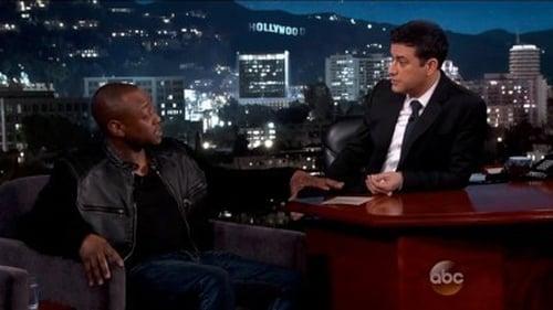 Jimmy Kimmel Live!: Season 13 – Episod Kaley Cuoco-Sweeting, Omar Epps, Steel Panther