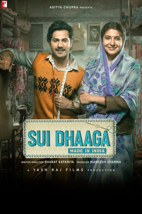 Sui Dhaaga - Made in India Movie Poster