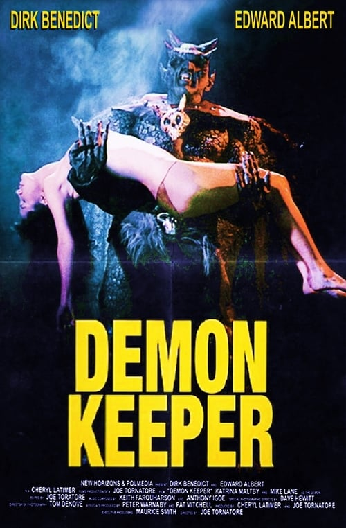 Largescale poster for Demon Keeper