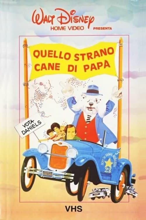Quello strano cane di papà (1976)