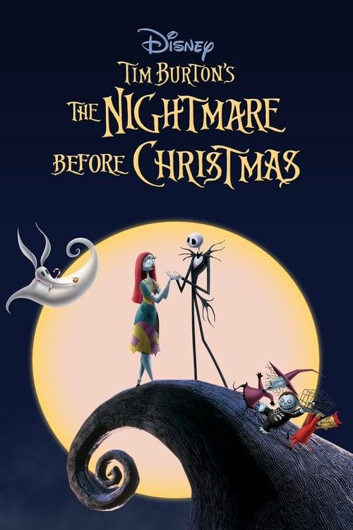 NIGHTMARE BEFORE CHRISTMA poster