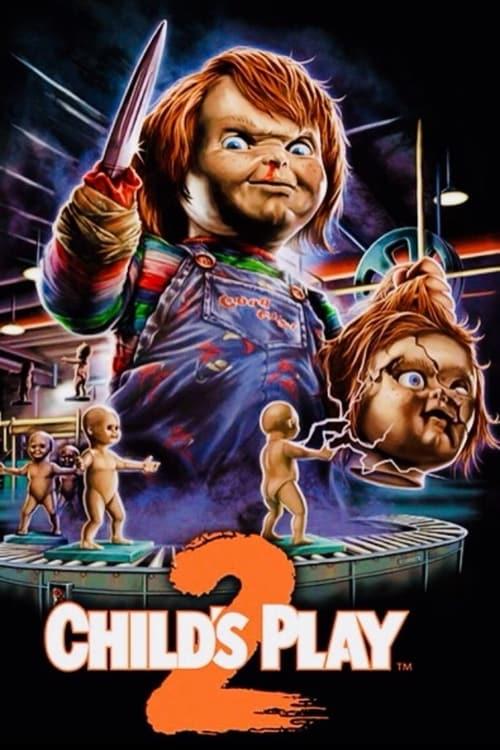 Watch Child's Play 2 (1990) Movie Free Online