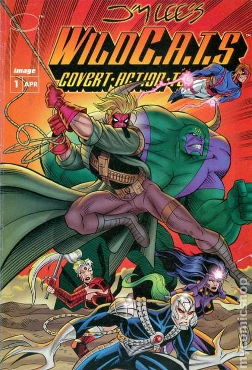 Image WildC.A.T.S: Covert Action Teams