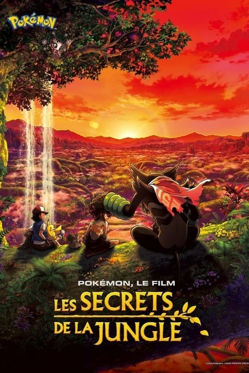 [HD] Pokémon, le film : Les secrets de la jungle (2020) streaming vf
